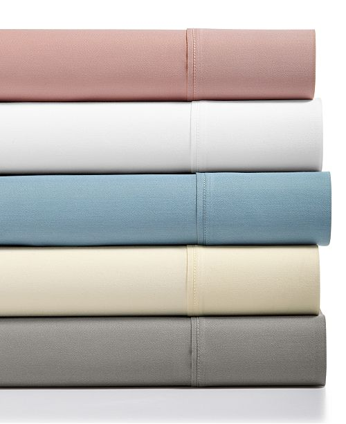 Sunham LAST ACT! Sorrento Queen 6-Pc Sheet Set, 500 Thread Count, Created for Macy's