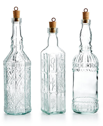 Bormioli Rocco Country Home Bottle Collection