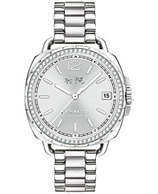 COACH Women's Tatum Stainless Steel Bracelet Watch 34mm 14502588