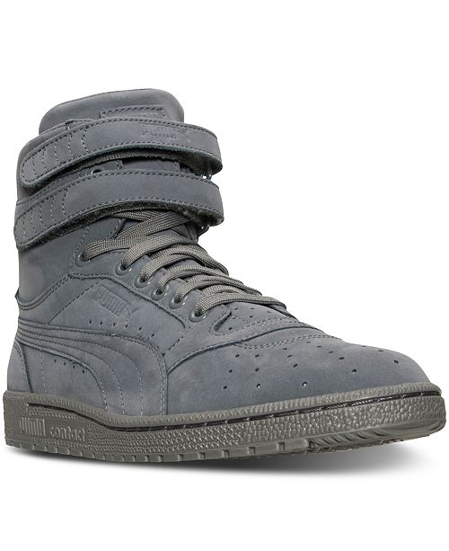 Puma Men's Sky II Hi Mono Casual Sneakers from Finish Line