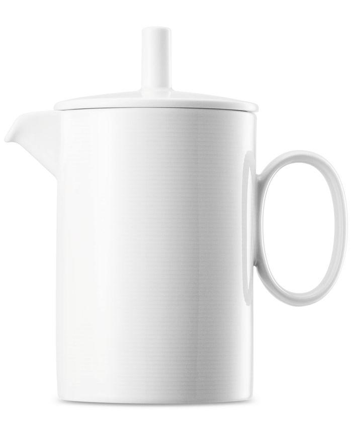 Rosenthal - 2-Pc. Loft Lidded Coffee Pot