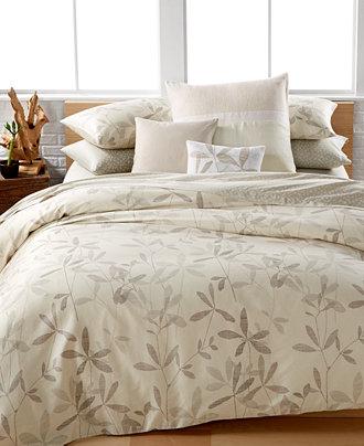 Calvin Klein Mirabelle Bedding Collection Bedding