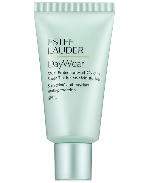 Estee Lauder DayWear Sheer Tint Multi-Protection Anti-Oxidant Sheer Tint Release Moisturizer Broad Spectrum SPF 15
