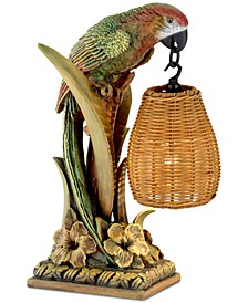 Home by Pacific Coast Parrot Paradise Table Lamp
