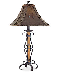 Pacific Coast El Paso Table Lamp