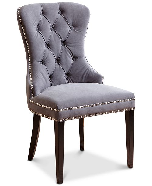 Abbyson Living Dyana Tufted Dining Chair