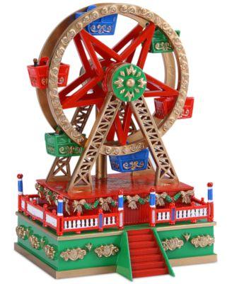 Mini Carnival Ferris Wheel Music Box