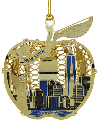 Chemart Nyc Skyline Ornament Created For Macy S Amp Reviews