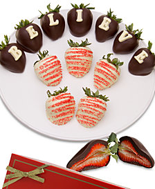 Chocolate Covered Company  12-Pc. Believe Belgian Chocolate Covered BerryGram™