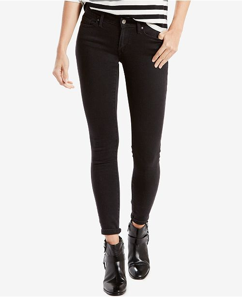 9508b7e6c59 Levi's 711 Skinny Jeans & Reviews - Jeans - Women - Macy's