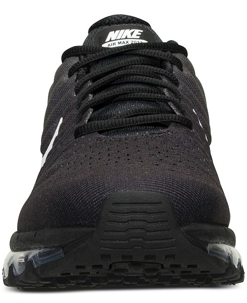 Nike Women s Air Max 2017 Running Sneakers from Finish Line - Finish ... 9fa48819205d