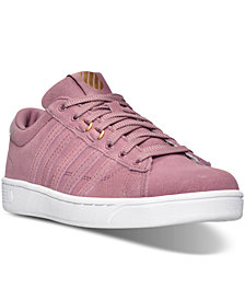 K-Swiss Women's Hoke Fantasy Suede CMF Casual Sneakers from Finish Line