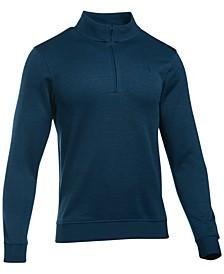 Men's Quarter-Zip Storm-Fleece Sweater