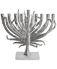 Michael Aram Palm Collection Menorah