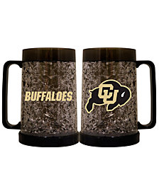 Memory Company Colorado Buffaloes 16oz Freezer Mug Color Insert