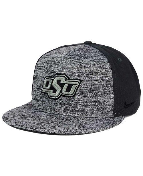 Nike Oklahoma State Cowboys Col Flyknit True Cap