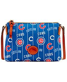 Dooney & Bourke Chicago Cubs Nylon Crossbody Pouchette