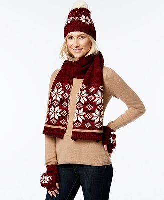 Charter Club Nordic 3-Pc. Gift Set, Created for Macy's