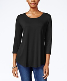 207ee204c5a Women's Petite Tops - Blouses & Shirts - Macy's