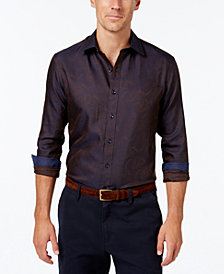Tasso Elba Men's Shirt, Created for Macy's
