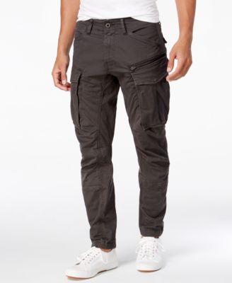 Tapered Cargo Pants Men ytgrenKl