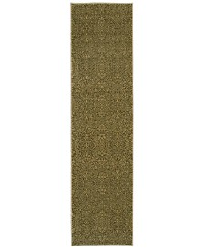"Tommy Bahama Home Voyage 91 1' 10"" x 7' 6"" Runner Area Rug"