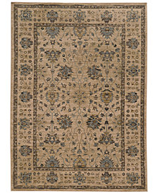 "Tommy Bahama Home Vintage 534W Beige 9' 10"" x 12' 10"" Area Rug"