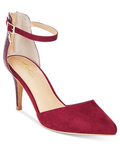 Thalia Sodi Vanessa Pointed-Toe Pumps, Only at