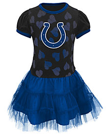 Outerstuff Toddler Girls' Indianapolis Colts Love to Dance Tutu Dress