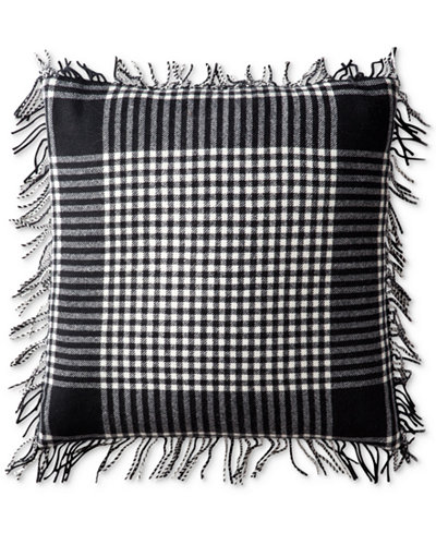 CLOSEOUT! Ralph Lauren Fulton Check European Sham