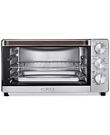 CRX14543 6-Slice Convection Toaster Oven, Created for Macy's