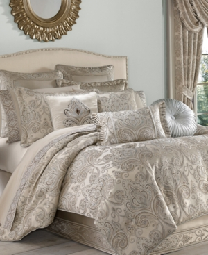 J. Queen New York Romance Spa King Comforter Set Bedding