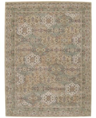 CLOSEOUT! Area Rug, India House IH03 Multi 8' x 10' 6""