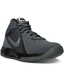 Nike Men's The Air Overplay IX BBK Basketball Sneakers from Finish Line