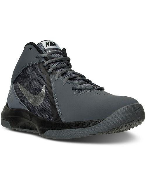 Avis test NIKE THE AIR OVERPLAY IX Nike Prix