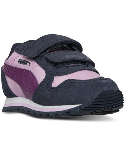 Puma Toddler Girls' ST Runner AC Sneakers from Finish Line