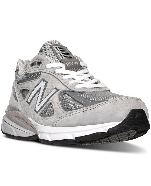 a9dfc2a5e58c New Balance Women s 990 GL4 Running Sneakers from Finish Line ...