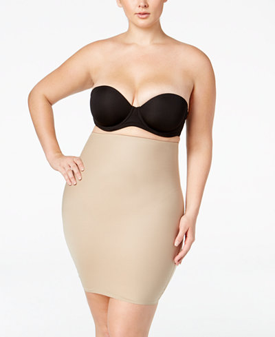 SPANX Plus Size Firm Tummy-Control Two-Timing Reversible Half Slip 10045P