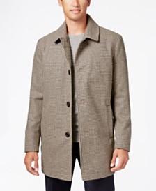 Mens Coats Wool