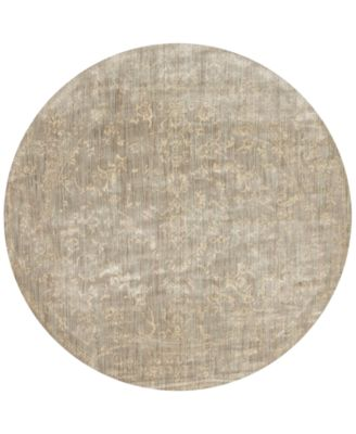 """Florence FO-01 7' 10"""" Round Area Rug"""