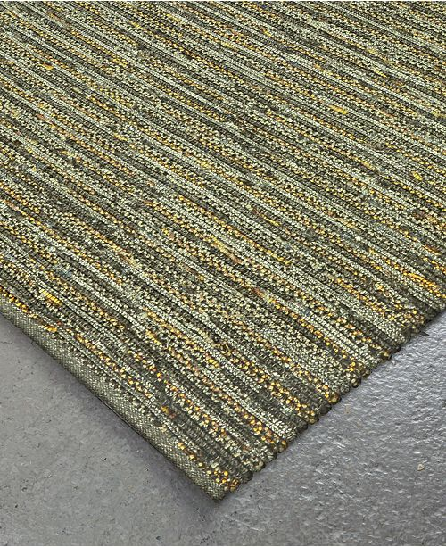 Liora Manne Sahara Indoor Outdoor Plains Green 2 X 3 Area Rug Rugs Macy S