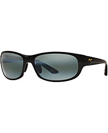 Maui Jim Polarized Twin Falls Sunglasses, 417 63