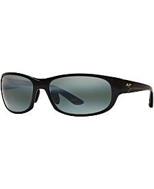 Maui Jim Polarized Twin Falls Polarized Sunglasses , 417 63