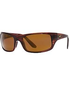 Maui Jim PEAHI Polarized Sunglasses , 202
