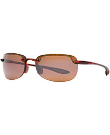 Maui Jim Polarized Sandybeach Sunglasses, 408