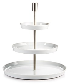 Thomas by Rosenthal Loft Etagere Round Tiered Server
