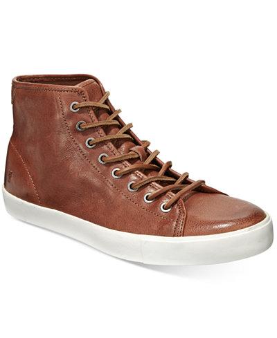 Frye Men's Brett High-Top Sneakers