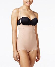 Leonisa Women's  Light Tummy-Control WYOB Bodysuit 012728M
