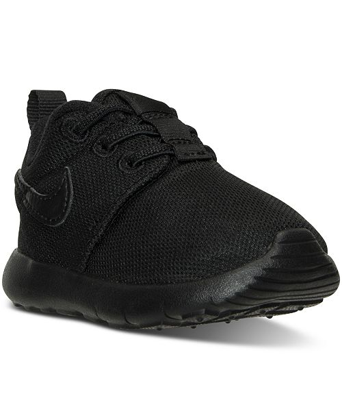 94ade0145854 Nike Toddler Boys  Roshe One Casual Sneakers from Finish Line ...
