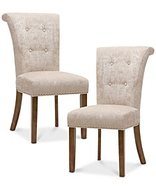 Daniel Set of 2 Dining Chairs